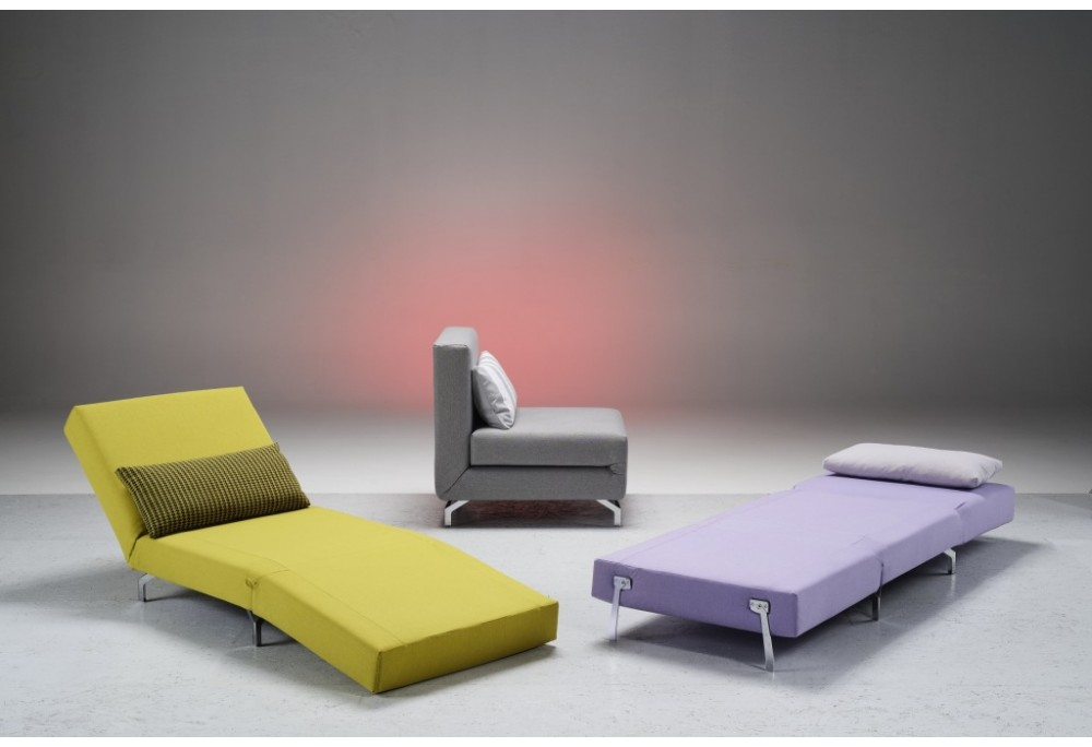 Pouf Poltrona Letto.Poltrona Letto Jolly Chaise Longue Letto Sofa Club Montebelluna