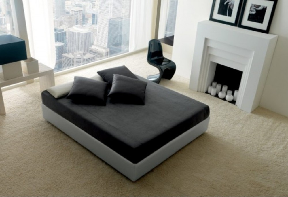 Letto sommier sommier outlet sommier offerte sofa - Letto contenitore senza testata ...