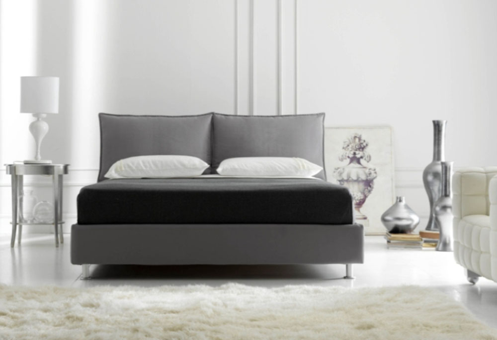 Letto outlet spring in offerta letto in promozione for Outlet letti design