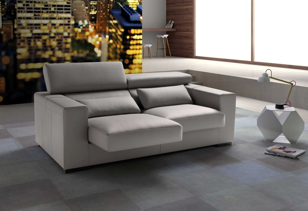 Divani relax power divano con sedute scorrevoli sofa for Poltrone reclinabili poltrone e sofa