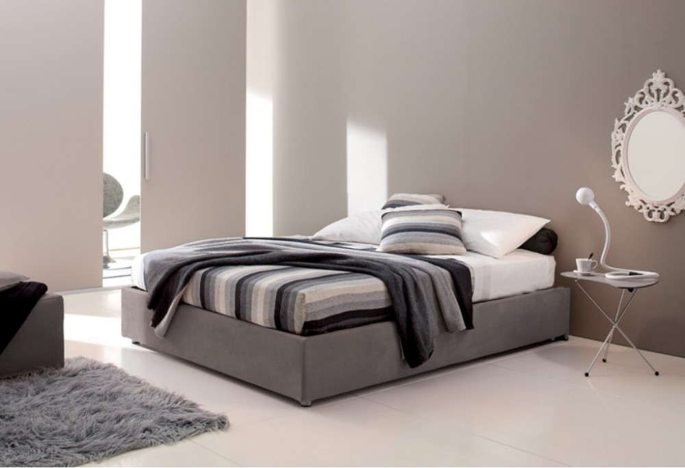 Letto 120x200 Con Contenitore.Letto Sommier Sommier Outlet Sommier Offerte Sofa Club Divani